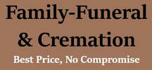 FAMILY-FUNERAL & CREMATION